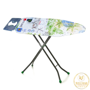 Table de Repassage – 110 x 38 cm – Fer  – Multicolore
