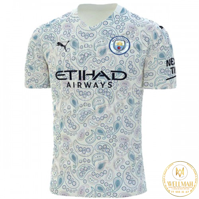 Maillot N°3 Manchester City – 2020-2021